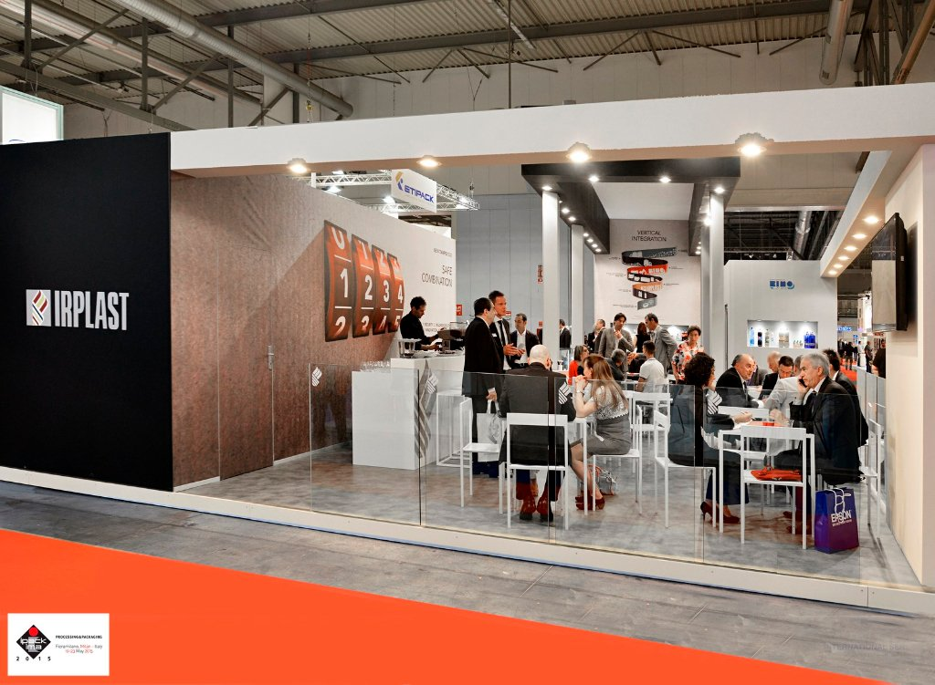 You are currently viewing Irplast positive results at Ipack-Ima 2015: + 32% new contacts